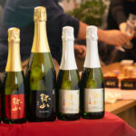 """Battle of Red Sake Sparkling vs White Sake Sparkling"" is launched"