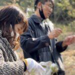 ジュニパーベリーの森 清掃・収穫活動