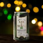 """The first non-alcohol cocktail for SAKURAO DISTILLERY, """"NON-ALCOHOL GIN&TONIC SAKURAO"""" is a new arrival."""