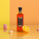 Born from the gentle sunlight and fresh sea breeze of the Seto Inland Sea, SAKURAO GIN LIQUEUR NAVEL ORANGE is on arrival.
